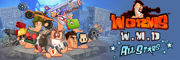 Review: Worms WMD – Xbox One