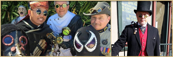 Gaslight Gathering Steampunk Convention 2016