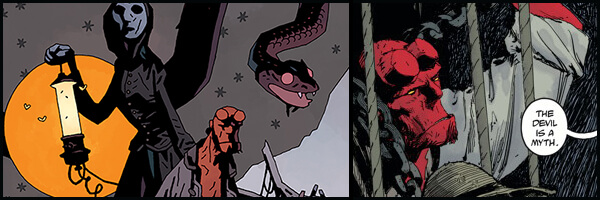 Preview – Hellboy: Into the Silent Sea