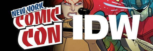 NYCC 2016 – IDW announces schedule of Panels, Signings, Exclusives, And More!