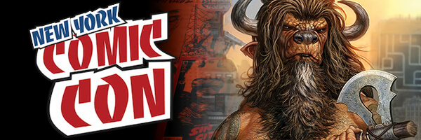 "NYCC 2016 – Dark Horse announces comic book adaptation of ""American Gods"""