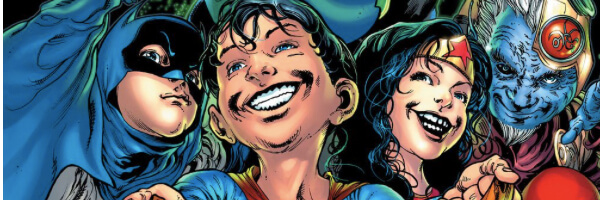 DC Rebirth Oct 5th – Phantom Ring, Cybernetic show down, Monster Nightwing and more