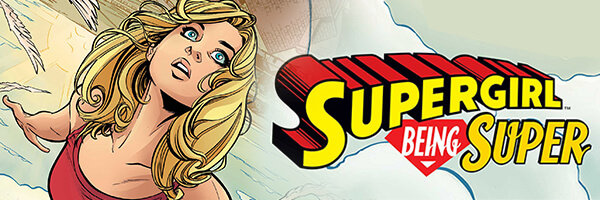 Preview – Supergirl: Being Super #1