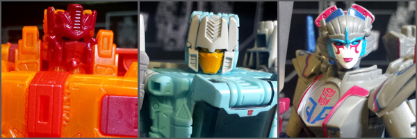 Gallery – Transformers Generations Titan Force Set