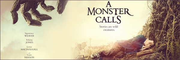 Review – A Monster Calls