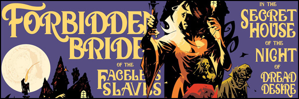 "Review – Neil Gaiman's ""Forbidden Brides of the Faceless Slaves in the Secret House of the Night of Dread Desire"""