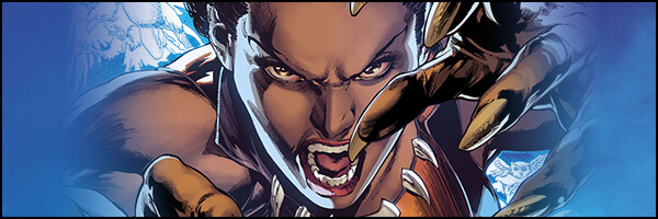 Review – Justice League of America: Vixen Rebirth #1