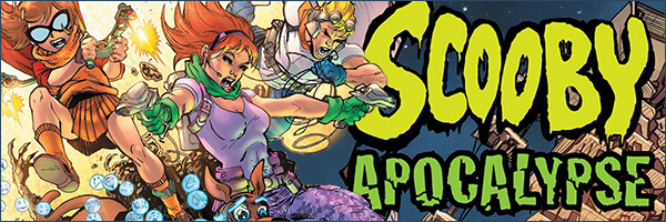 Review – Scooby Apocalypse