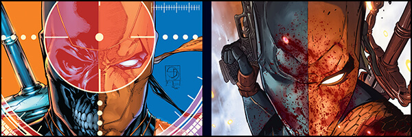 Preview: Deathstroke Volume 1 – The Professional