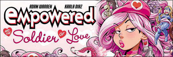 Preview: Empowered and the Soldier of Love #2