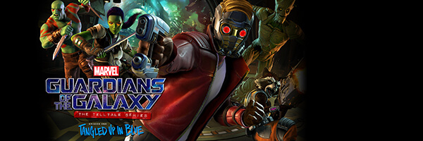 World-Debut Trailer for Marvel's Guardians of the Galaxy: The Telltale Series