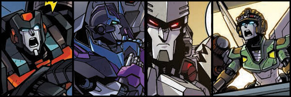 Review – Transformers: Lost Light #4