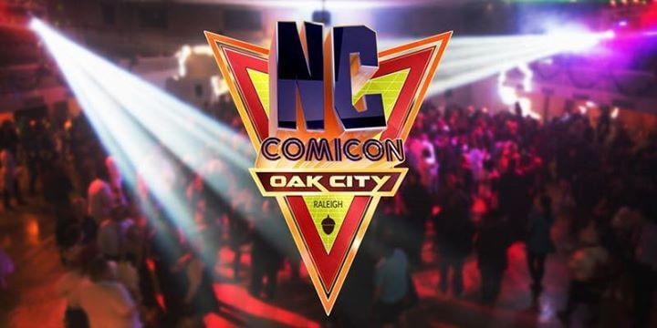 NC Comicon: Oak City – Artist Alley, Vendors, and Misc Information
