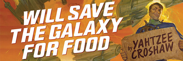 Review: Will Save The Galaxy For Food