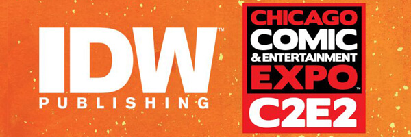 C2E2 2017 – IDW Makes Its First Appearance At C2E2