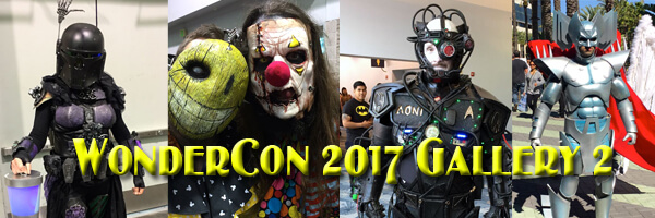 WonderCon 2017 – Photo Gallery #2