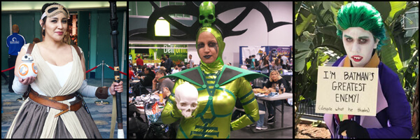 WonderCon 2017 – Photo Gallery #8