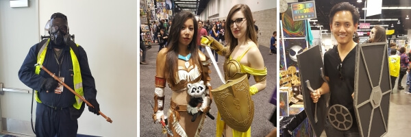 WonderCon 2017 – Photo Gallery #5
