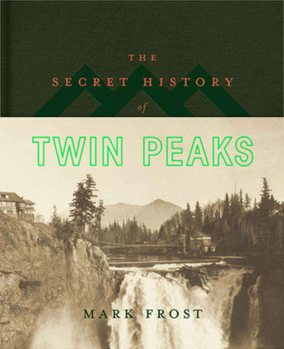 The Secret History of Twin Peaks - cover