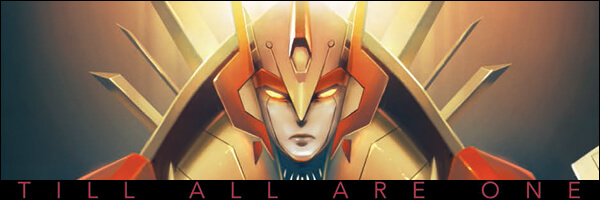 Review – Transformers: Till All Are One #9