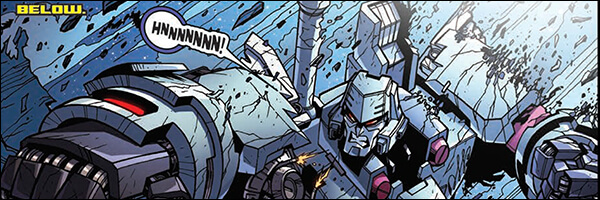 Review – Transformers Lost Light #6