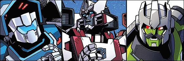 Review – Transformers: Lost Light #7