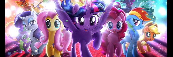New trailer released for My Little Pony: The Movie