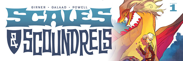 "Preview – Image Comics presents ""Scales and Scoundrels"""