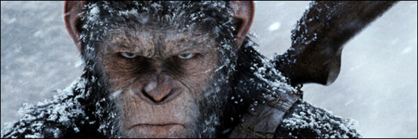 "Weta releases their War For the Planet of the Apes featurette ""Making History"""