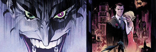 Preview – Batman: White Knight, miniseries from Sean Murphy