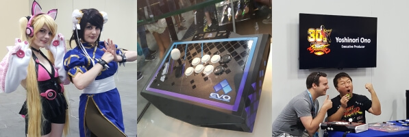GALLERY: EVO 2017 Show Floor