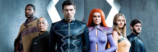 SDCC 2017 – Marvel Inhumans Trailer released, series premieres September 29