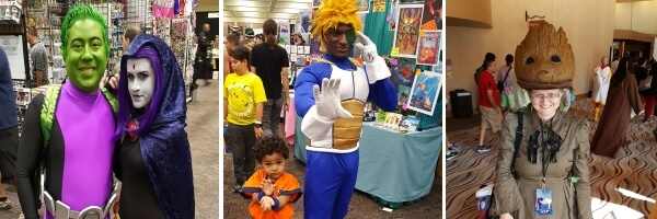 Comic Con Palm Springs 2017: Saturday Photo Gallery