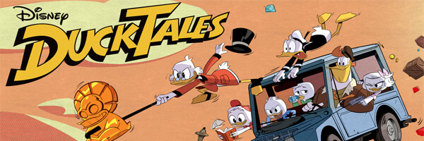 Featured Post: Review: DuckTales