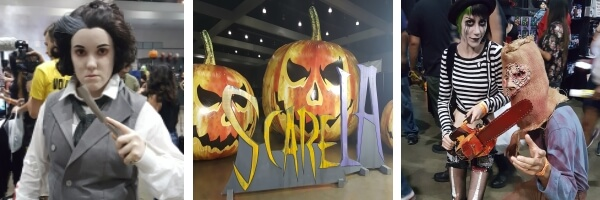 SCARE LA: Saturday Photo Gallery 1