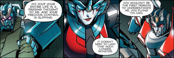 Review – Transformers Till All Are One #12