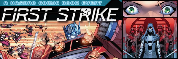 Review: Hasbro's First Strike