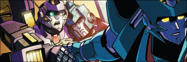 Preview and Review – Transformers Lost Light #9