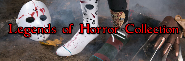 Legends of Horror Collection Socks