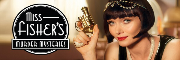 Miss Fisher's Murder Mysteries Fans Blast Past Kickstarter Goal for Movie