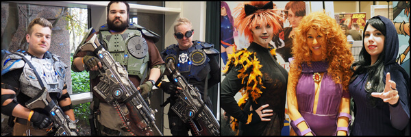Photo Gallery – NC Comicon: Bull City 2017