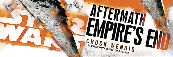 Review: Star Wars Aftermath – Empire's End
