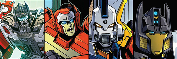 Review – Transformers Lost Light #12