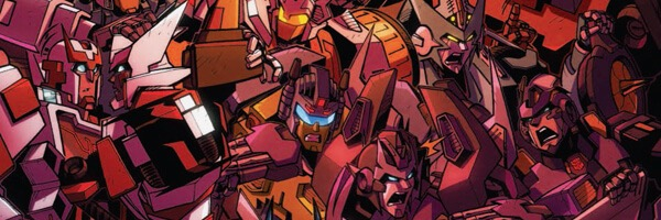Review – Transformers Lost Light #13