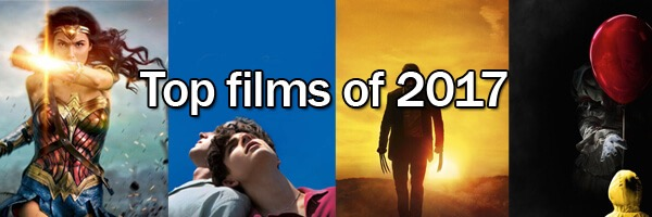 Top Films of 2017