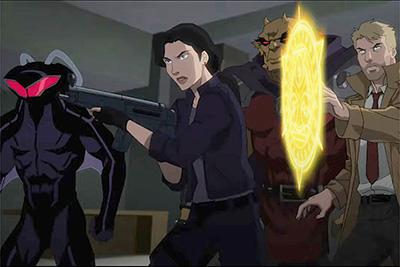 Review Justice League Dark Apokolips War Pixelated Geek